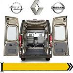 ✔ Кузов та салон - дв. 2,0L 2010-14 для Renault, Opel, Nissan
