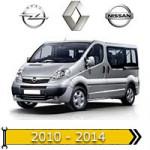 ✔ авто 2010-2014 року випуску для Renault, Opel, Nissan