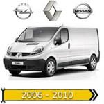 ✔ авто 2006-2010 года выпуска для Renault, Opel, Nissan