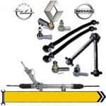 ✔ Рулевая система - дв. 2,5L 2001-06 для Renault, Opel, Nissan