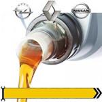 ✔ Технические жидкости - дв. 2,0L 2006-10 для Renault, Opel, Nissan