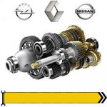✔ Трансмиссия - дв. 2,0L 2010-14 для Renault, Opel, Nissan