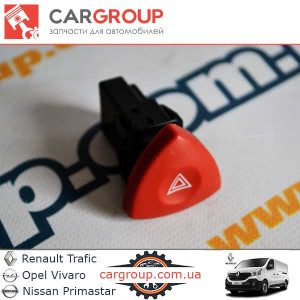 Кнопка аварийки Polcar 1007237