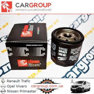 Фильтр масляный 1.9 Clean Filters DO832