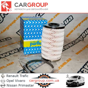 Фільтр паливний високий 1.9 2.0 2.5 Purflux C491