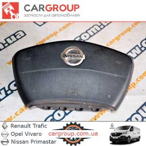 Airbag руля Nissan Primastar Renault Group 8200151075