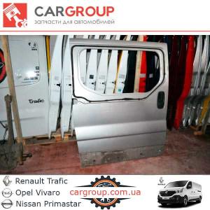Двері бічні праві Renault Group