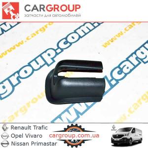 Обмежувач направляючої бічний правих зсувних дверей Renault Group 8200675627