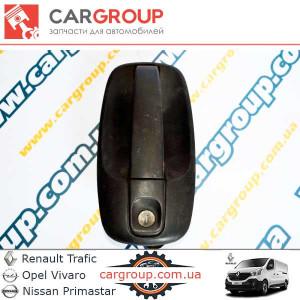 Ручка задніх дверей Renault Group 8200170625
