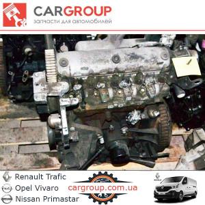 Двигун 1.9 Renault Group F9Q без навісного обладнання