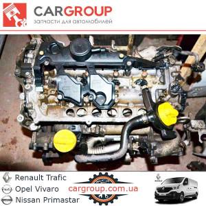 Двигатель 2.0 Renault Group M9R без навесного оборудования