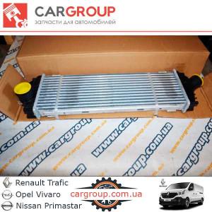 Радиатор интеркулера  2.0 Polcar 6027j8-1