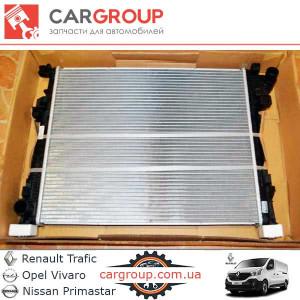 Радиатор основной 2.0 Polcar 602708