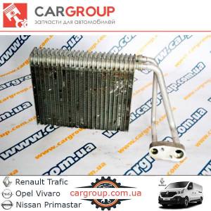 Радиатор отопителя для авто с кондиционером Renault Group 7700312901