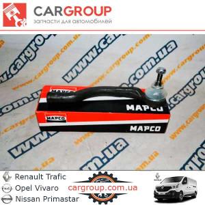 Наконечник рулевой тяги R 1.6 1.9 2.0 2.5 Mapco 49144HPS