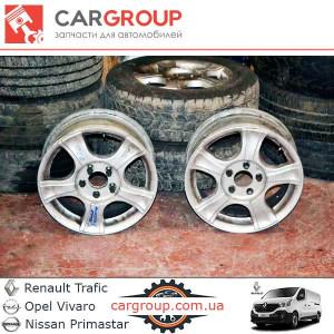 Легкосплавные колёсные диски R 16 (комплект)