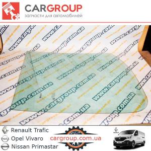 Стекло пассажирской двери Renault Group 8200005500
