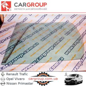 Стекло водительской двери Renault Group 8200005499