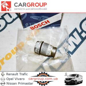 Клапан обмеження тиску палива 1.9 2.5 Bosch 1110010017