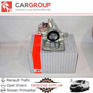 Тормозной суппорт задний  ABS 520451