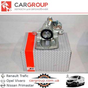 Тормозной суппорт задний  ABS 520452