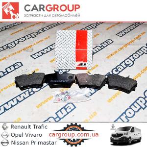 Гальмівні колодки задні ABS 37288