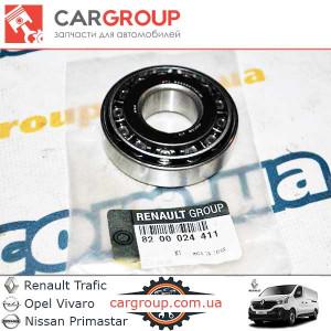 Підшипник КПП Renault Group 8200024411