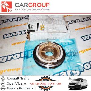 Синхронізатор КПП 1-2 пер. Renault Group 326049728R