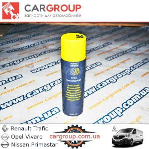 Очищувач для супорта та гальмівних дисків Renault Group 7702258759