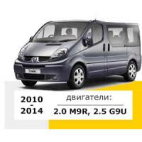 Renault, Opel 2014 і вище року випуску