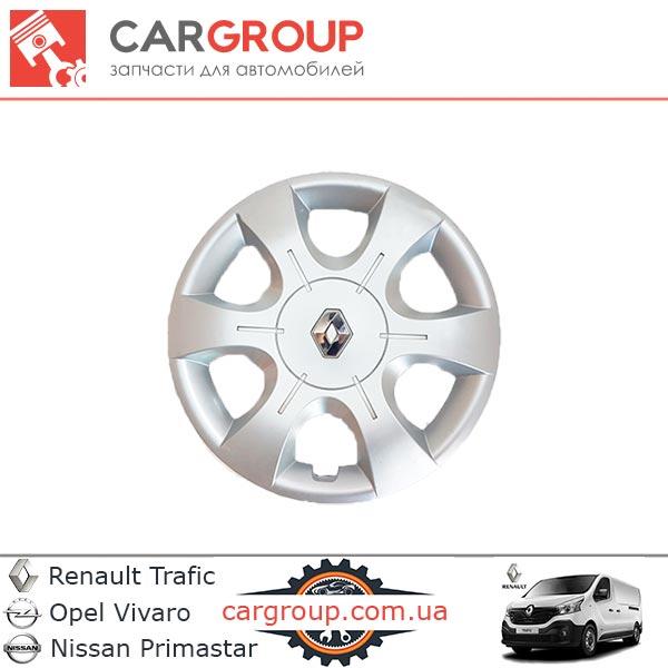 Колпак колёсный Renault Group 8200458589