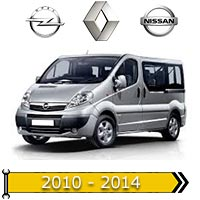 авто 2010-2014 года выпуска